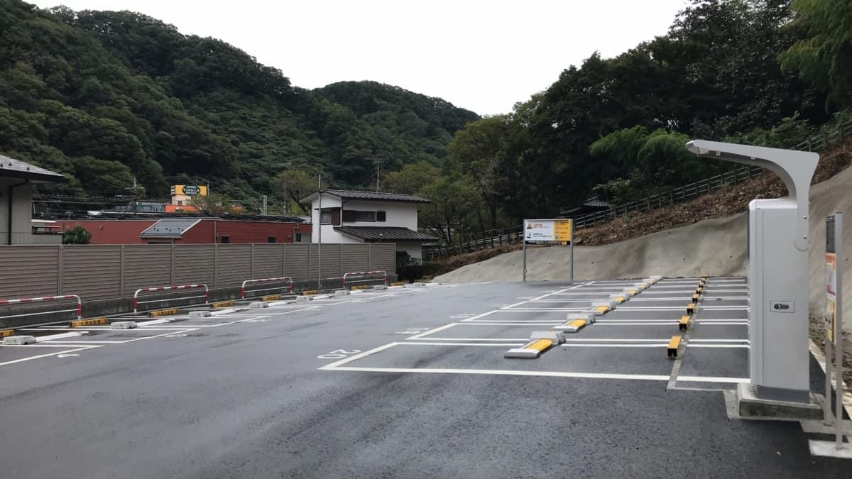 尾山 車場 高 駐