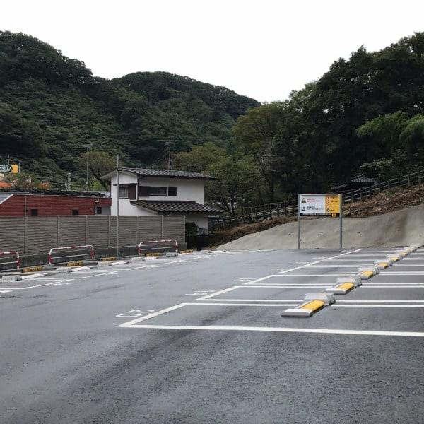 タイムズ高尾山口駅前駐車場