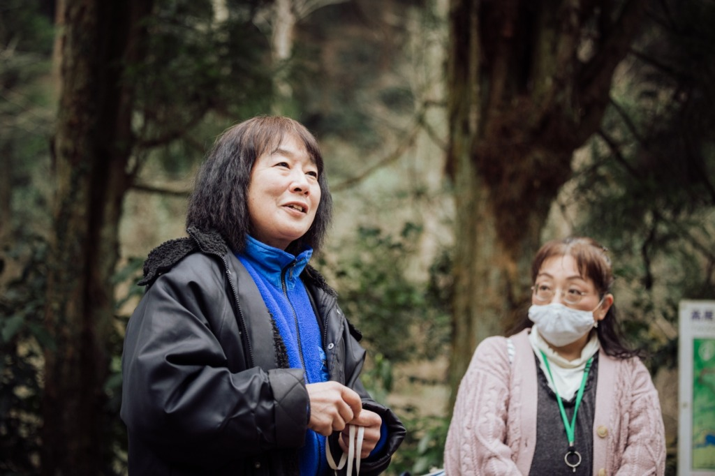 坂田昌子さんと谷本朋子