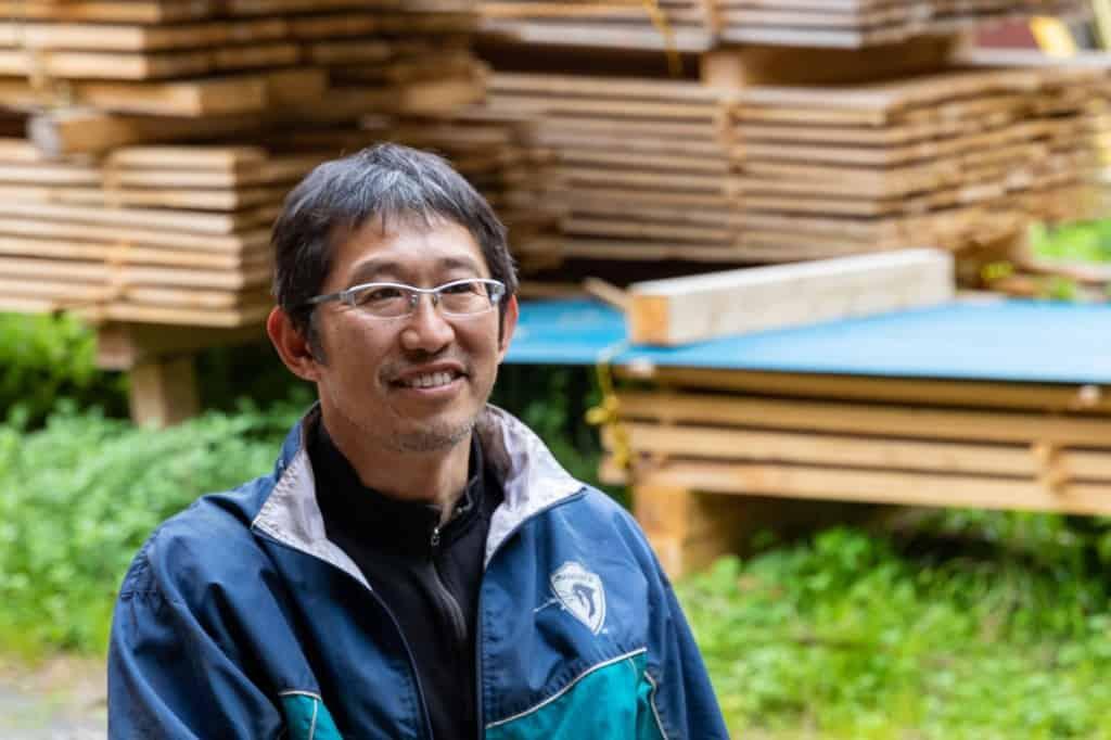 森と踊る株式会社 代表取締役 三木一弥