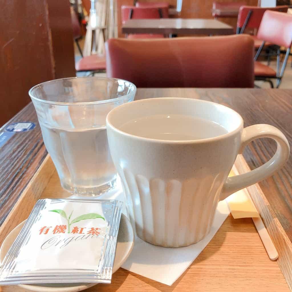 一言堂の有機紅茶