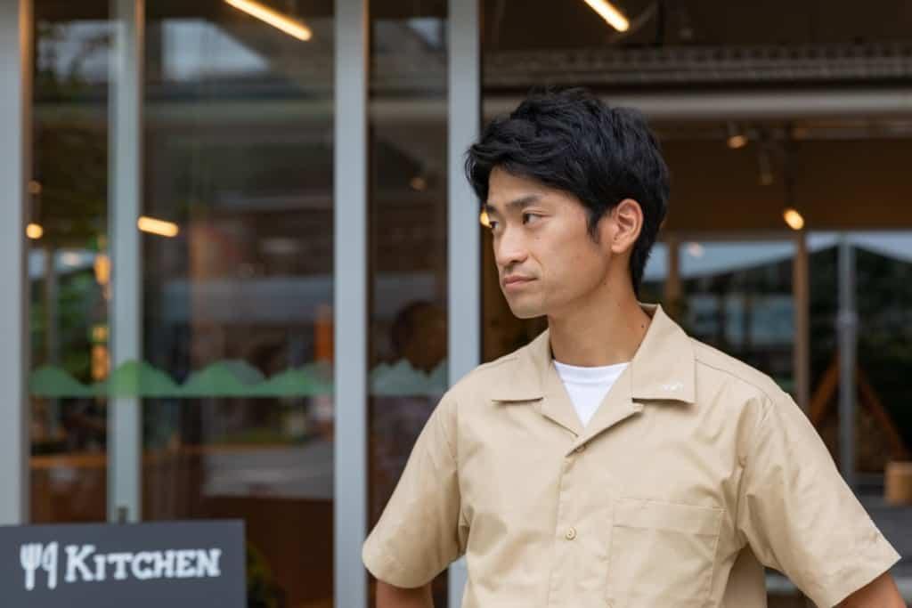 タカオネマネージャー壽榮松さん